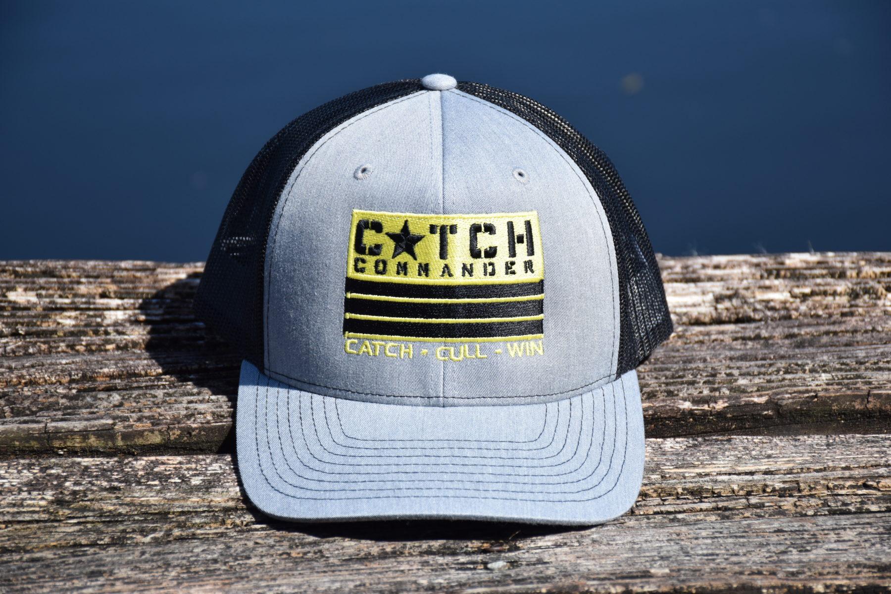 ac531968f Heather Gray/Black Trucker Hat